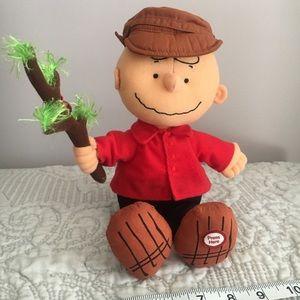 Charlie Brown Plush